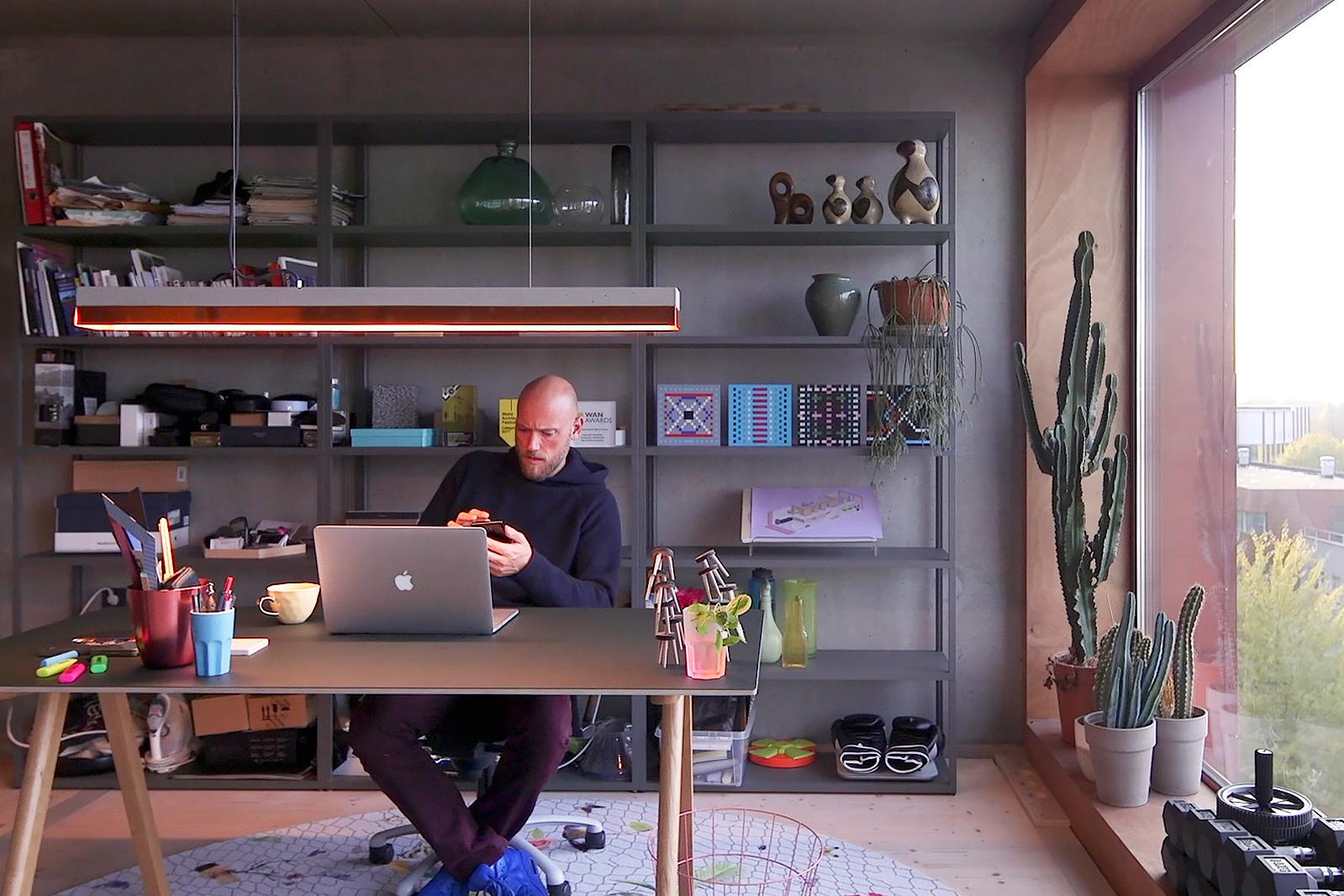 Architectuurvideo Superloft interieur Marc Koehler | Architectuur video