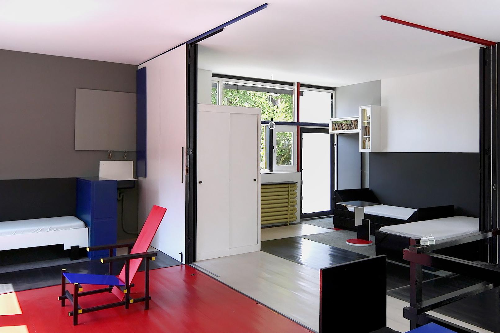 Architectuurvideo Rietveld Schroderhuis | Architectuur video